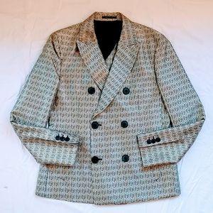 Emporio Armani Matt Line jacket worn on red carpet